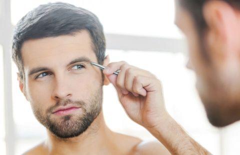 Phương pháp giải quyết lông mày hoàn hảo cho phái mạnh