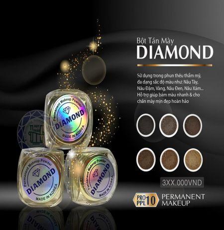Bột Tán Mày Diamond Chính Hãng